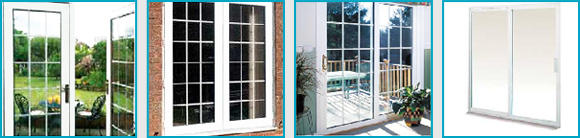 An image of Patio Doors and French Doors sold and installed by Williams Windows